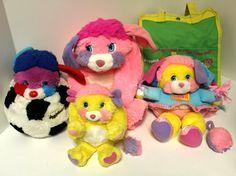 I loved Popples so much as a kid! #vintage #retro #toys #nostalgia #1980s