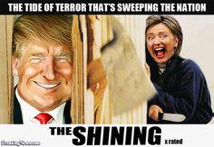 Donald Trump in Horror Movies