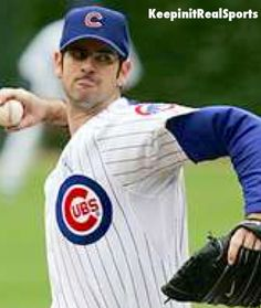 This Day In MLB History: 2002 - Mark Prior became only the 14th Chicago Cubs player since 1920 to win his major league debut. The Cubs beat the Pirates 7-4.  keepinitrealsports.tumblr.com  keepinitrealsports.wordpress.com