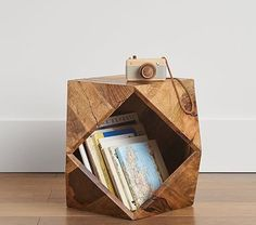 Hexagon Accent Table - pottery barn kids