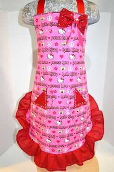Page not found - Gadgets, fashion and tech for women – Gizmodiva Yuko Shimizu, Hello Kitty Kitchen, Home Design Decor, One Design, Aprons, Sanrio, Peace And Love, Halloween Costumes, Dress Up