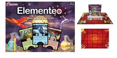 Elementeo Game Small