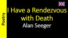 Áudio Livro - Sanderlei: Alan Seeger - I Have a Rendezvous with Death