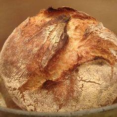 Najprostszy chleb na drożdżach