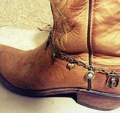 Bullet Casing Boot Bracelet