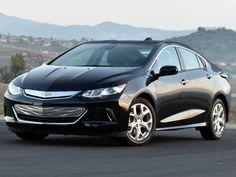 2017 Chevrolet Volt New Improvements