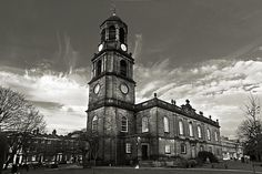 St.John's square Wakefield