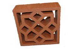 Color Cobrizo, Brick Cladding, Brick Design, 1, Pigeon Loft, Brick, Templates, Walls, Facades