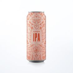 Can't quit reworking my patterns as craft beer cans. Tag your favorite brewery who needs some new packaging!