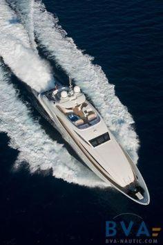 Super yacht Sunglider II te Cannes (Frankrijk) - BVA Nautic
