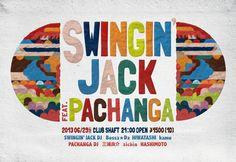 Swingin' Jack 29.06.2013 Flyer