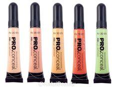 L.A. Girl Pro Conceal HD. High Definition Concealer-choose color #LAGirl