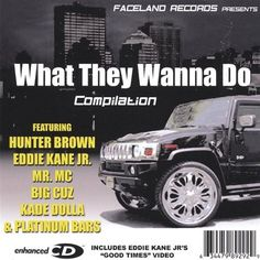 Faceland Compilation - What They Wanna Do, White