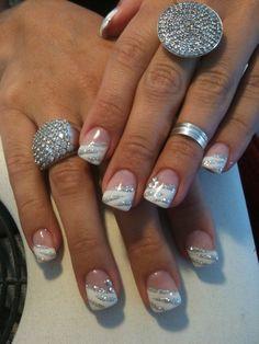 Image - MARYLINE - Déco d'ongle en gel nail art - Skyrock.com