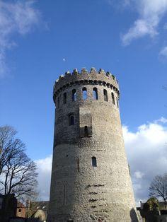 Nenagh Castle in Nen