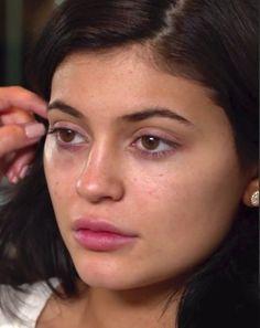Kylie Jenner_No makeup