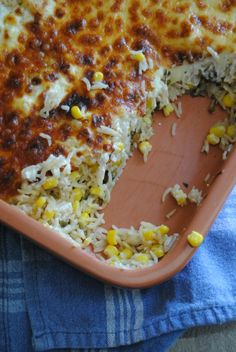 Marcela Valladolid's Chile and Cheese Rice