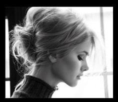 Bridget Bardot Hair
