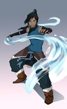 tiffany-tees: One more for today, Korra in her cool new duds! Tonight or tomorrow I'll be taking a couple of sketch requests, so please send me some! Korra Avatar, Team Avatar, Avatar Quotes, Pokemon Ash And Serena, Cartoon Games, Cartoon Cartoon, Avatar World, Avatar Series, Avatar The Last Airbender Art