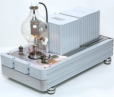 NAT Audio Magma tube amplifier