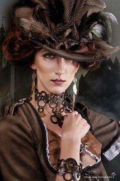 Fashionable Steampunk