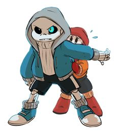 You said something bad about Pap? You gonna have a bad time.