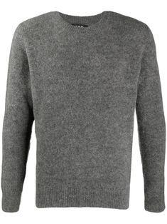 $284.0. A.P.C. Top Long-Sleeve Fitted Jumper #apc #top #clothing Grey Sweatshirt, Grey Sweater, Crew Neck Sweatshirt, Jumper, Apc, Cuff Sleeves, Hoodies, Sweatshirts, Long Sleeve Tops