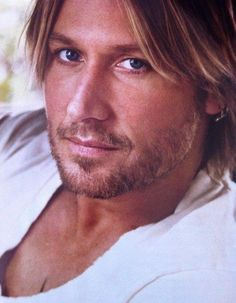 Keith Urban    What can I say?  Is there anything about this guy NOT to like?