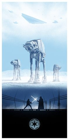 Marko Manev's take on Star Wars original trilogy