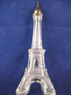 Vintage Avon Eiffel Tower perfume bottle