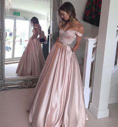 Caviar prom dress