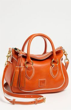 Dooney & Bourke 'Florentine - Small' Leather Satchel