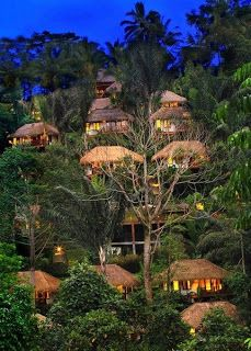 ˚Hotel Nandini Bali Jungle Resort & Spa Bali, Indonesia
