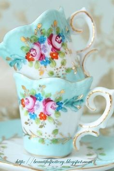 tea cups | Tumblr