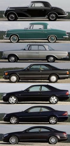 Mercedes Benz S Coupe |  Evolution.