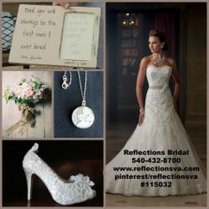 This is a BEAUTIFUL David Tutera wedding gown!