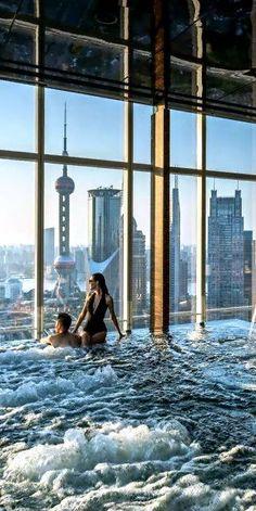 a modern dream luxury location destination