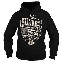 Its a SUAREZ Thing (Eagle) - Last Name, Surname T-Shirt