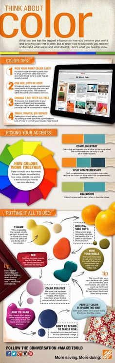 Love this - All about picking COLOR!