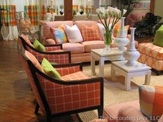Eye For Design: Lilly Pulitzer Style Interiors..... Palm Beach Chic