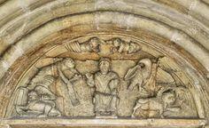 Portadas románicas asturianas