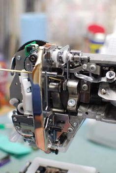 Great info on sewing machine maintenance @BERNINA WeAllSew Blog @ModaFabrics