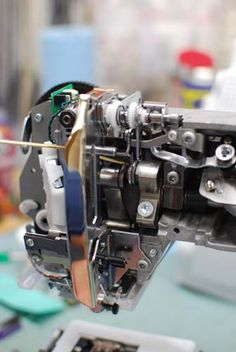 Great info on sewing machine maintenance @BERNINA WeAllSew Blog @ModaFabrics