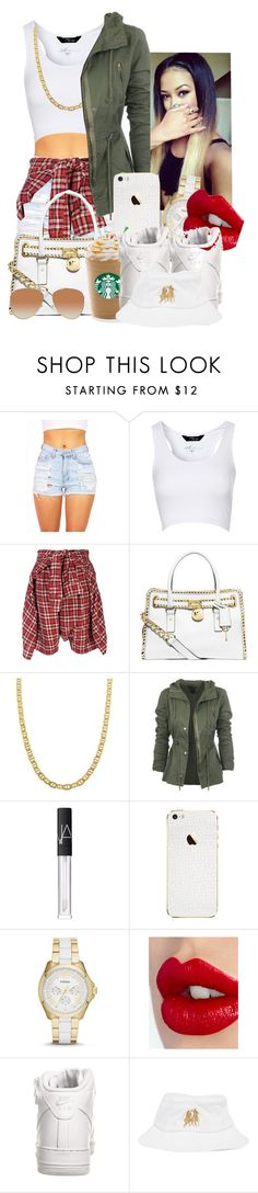"""Nun of my shidd is scripted i just relace my thoughts into poetic lyrics bound by my sentences and keep the flow spinning no time for my feet to start tripping im on a mental tribulation i just wanna keep spitting """" by loyalartist607 ❤ liked on Polyvore featuring Jane Norman, R13, Michael Kors, Fremada, NARS Cosmetics, FOSSIL, Charlotte Tilbury, NIKE, Breezy Excursion and Burberry"
