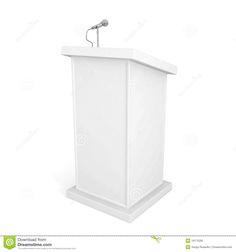 podium stand clipart - Google Search
