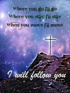 Ultimate goal  By Chris Tomlin