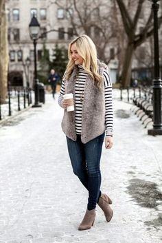 45 Inspiring Layering Clothes Ideas for Winter 2016
