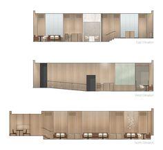 L2O Restaurant / Dirk Denison Architects
