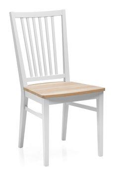 ISLA-tuoli (Tammi/Valkoinen) €199