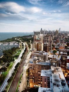 Chicago | Lake Shore Drive